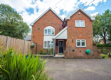 Thumbnail 3 bed semi-detached house for sale in Rickinghall Road, Hinderclay, Diss