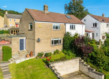 Thumbnail 3 bed semi-detached house for sale in The Whinfields, Summerbridge, Harrogate, North Yorkshire