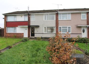Thumbnail 3 bed terraced house for sale in Hazel Grove, Bedworth