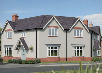 Thumbnail 3 bed semi-detached house for sale in Storkit Lane, Wymeswold