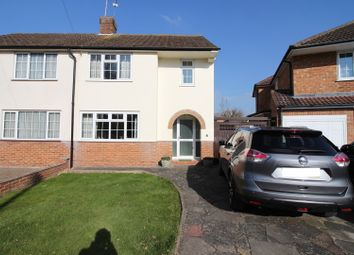 Thumbnail 3 bed semi-detached house for sale in Ellenbrook Crescent, Hatfield