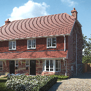 Thumbnail 3 bed semi-detached house for sale in Orchard Close, St Nicholas At Wade