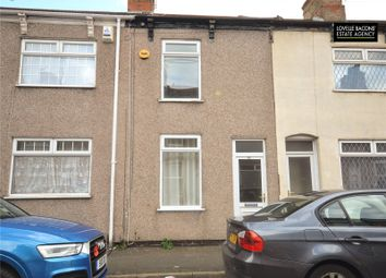 Thumbnail 2 bed terraced house for sale in Lime Street, Grimsby