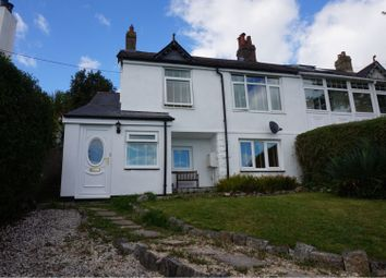 Thumbnail 3 bed semi-detached house for sale in Old Road, Liskeard