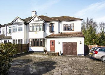 Thumbnail 4 bedroom semi-detached house for sale in Abbs Cross Lane, Hornchurch