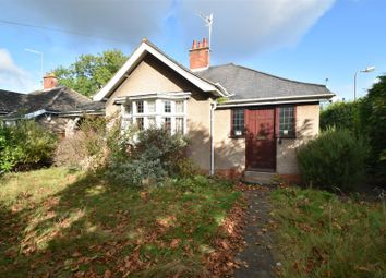 Thumbnail 3 bed detached bungalow for sale in Park Avenue, Worcester