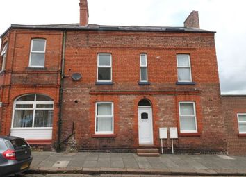 Thumbnail 3 bed flat for sale in Leatham Street, Carlisle, Cumbria