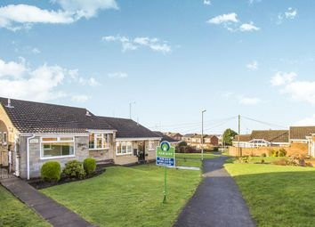 Thumbnail 2 bed bungalow for sale in Walton Close, Swadlincote