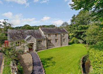 Thumbnail 4 bed detached house for sale in Dunkeswell Abbey, Honiton, Devon