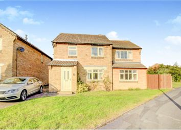 Thumbnail 3 bed detached house for sale in Springwell Close, Billingham
