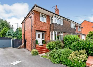 Thumbnail 3 bed semi-detached house for sale in Melbourne Road, Wakefield