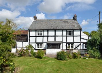 Thumbnail 4 bed detached house for sale in Hadley Heath, Droitwich