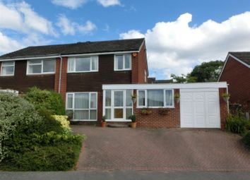 Thumbnail 3 bed property for sale in Cheswick Way, Cheswick Green, Solihull