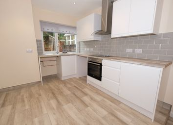 Thumbnail 3 bed terraced house to rent in Woodbridge Road, Ipswitch