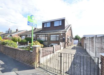 Thumbnail 3 bed bungalow for sale in Greenhill Avenue, Farnworth, Bolton