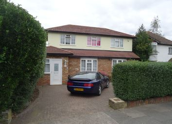 Thumbnail 4 bed detached house to rent in St Georges Road, Petts Wood, Orpington