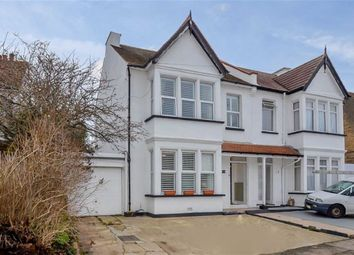 Thumbnail 5 bed semi-detached house for sale in Ditton Court Road, Westcliff-On-Sea, Essex