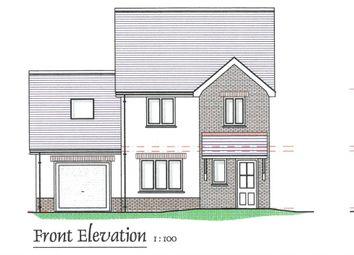 Thumbnail 4 bed detached house for sale in Adj. Maes Carrog, Llanrhystud, Aberystwyth, Ceredigion