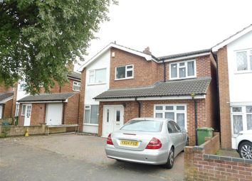 Thumbnail 5 bedroom detached house to rent in Coombe Rise, Oadby, Leicester