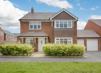 Thumbnail 4 bed detached house for sale in Dickens Lane, Newton Leys, Bletchley, Milton Keynes