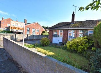 Thumbnail Semi-detached bungalow for sale in Meadow View, Worsbrough, Barnsley