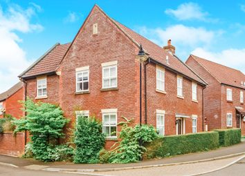 Thumbnail 4 bed detached house for sale in Venn Close, Cotford St. Luke, Taunton