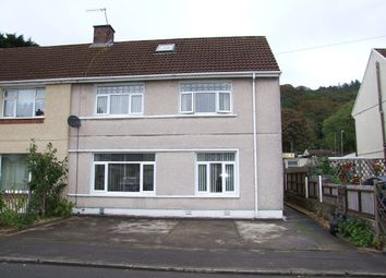 Thumbnail 3 bed semi-detached house for sale in Greenwood Road, Baglan, Port Talbot