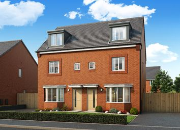 """Thumbnail 3 bed property for sale in """"The Rathmell"""" at Central Avenue, Speke, Liverpool"""