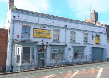 Thumbnail Studio to rent in Station Street, Stoke-On-Trent