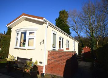 Thumbnail 2 bed bungalow for sale in Lagoona Park Moira Road, Overseal, Swadlincote