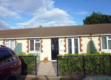 Thumbnail 2 bed bungalow to rent in Beach Road, Sandbay, Weston-Super-Mare