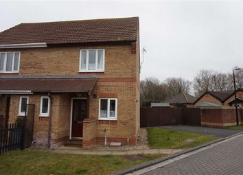Thumbnail 2 bed semi-detached house to rent in The Swallows, Weston-Super-Mare
