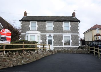 Thumbnail 5 bed detached house for sale in Lawrence Road, Worle, Weston-Super-Mare