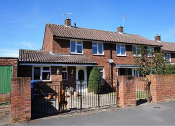 Thumbnail 3 bed end terrace house for sale in Black Meadows, Bracknell