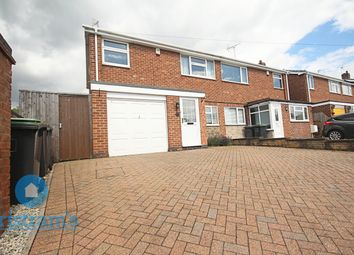3 bed semi-detached house for sale in Russley Road, Bramcote, Nottingham NG9