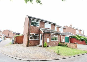 Thumbnail 4 bed property for sale in Nursery Close, Acle