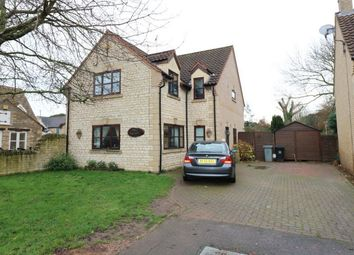 Thumbnail 3 bed detached house for sale in The Avenue, Market Deeping, Lincolnshire