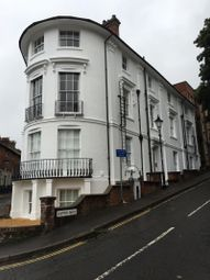 Thumbnail 2 bed flat to rent in Clifton Road, Winchester