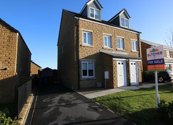 Thumbnail 3 bed semi-detached house for sale in New Chapel Road, Penistone, Sheffield