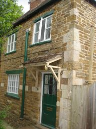 Thumbnail 1 bedroom semi-detached house to rent in Church Street, Braunston, Rutland
