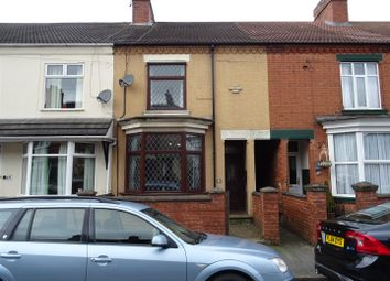 3 bed terraced house for sale in Park Road, Coalville, Leicestershire LE67