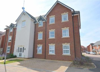 Thumbnail 2 bed flat for sale in Bromley Road Kingsway, Quedgeley, Gloucester