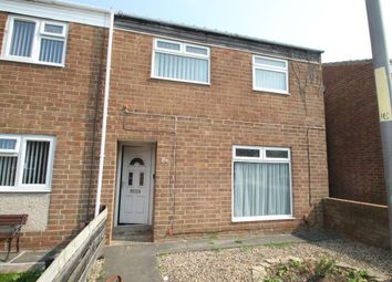 Thumbnail 4 bed semi-detached house to rent in Pine Grove, Hartlepool