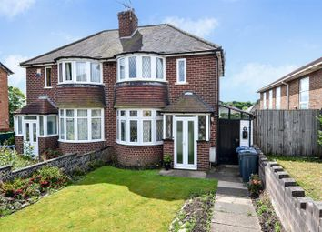 Thumbnail 2 bedroom semi-detached house for sale in Chatham Road, Northfield, Birmingham