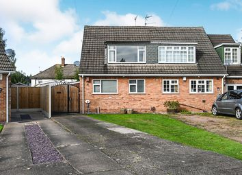 Thumbnail 2 bed semi-detached house for sale in St Marys Close, Alvaston, Derby