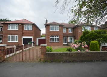 Thumbnail 3 bed semi-detached house for sale in Buckingham Road West, Heaton Moor, Stockport