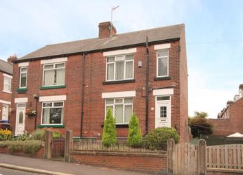 Thumbnail 3 bed semi-detached house for sale in Spurr Street, Sheffield, South Yorkshire
