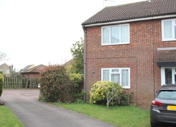 Thumbnail 2 bed end terrace house for sale in Punchard Way, Trimley St Mary, Felixstowe