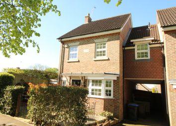 Thumbnail 4 bed end terrace house for sale in Lemsford Lane, Welwyn Garden City