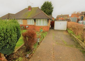 Thumbnail 1 bedroom bungalow for sale in Poplars Close, Luton